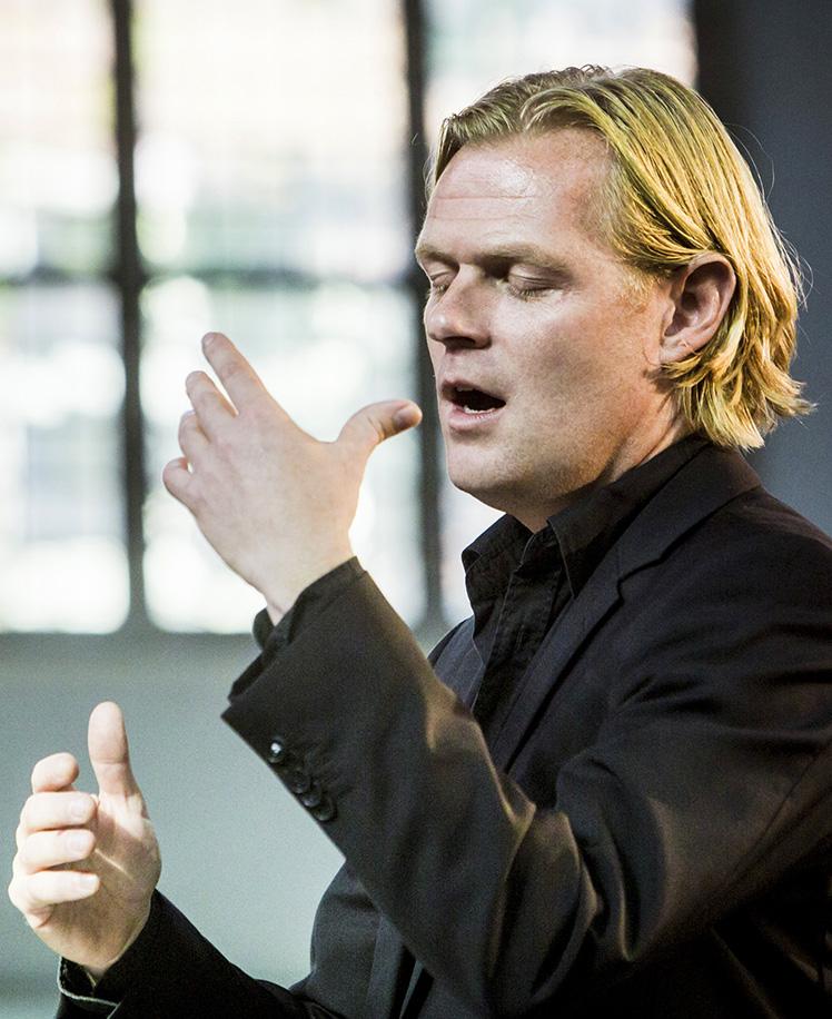 Raoul Boesten - artistiek leider